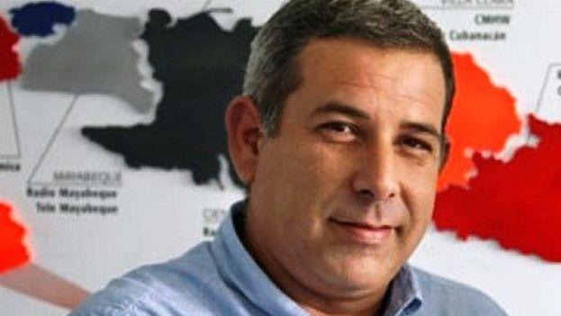 Joel Ortega Quinteiro es director de la mayor empresa estatal de producción y comercialización de películas y programas televisivos en Cuba. (Cubanow)