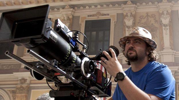 La película 'Hands of Stone', dirigida por el cineasta venezolano Jonathan Jakubowicz, se presentará este diciembre en el Festival de Cine de La Habana. (Cortesía)