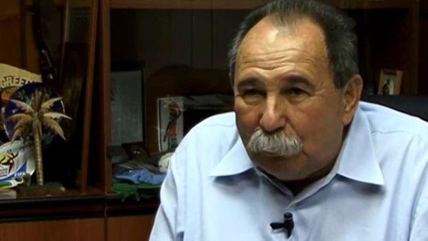 José Antonio Fraga Castro. (Fotograma de Vimeo)