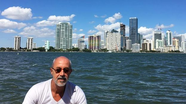 Juan Carlos Cremata en Miami. (Cortesía)