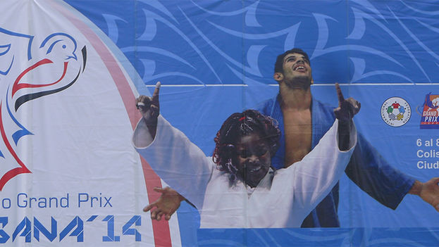 Judo Grand Prix.