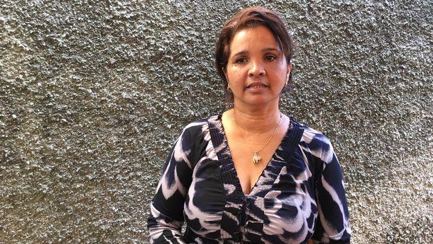 Karina Gálvez, editora de la revista 'Convivencia' en Pinar del Río (14ymedio)