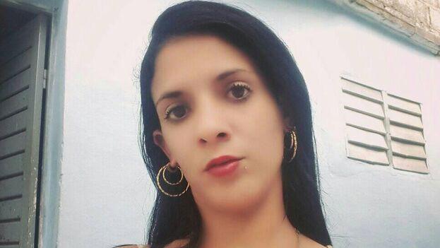 La activista Keilylli de la Mora, encarcelada por el Gobierno cubano. (Facebook/Keilylli de la Mora)