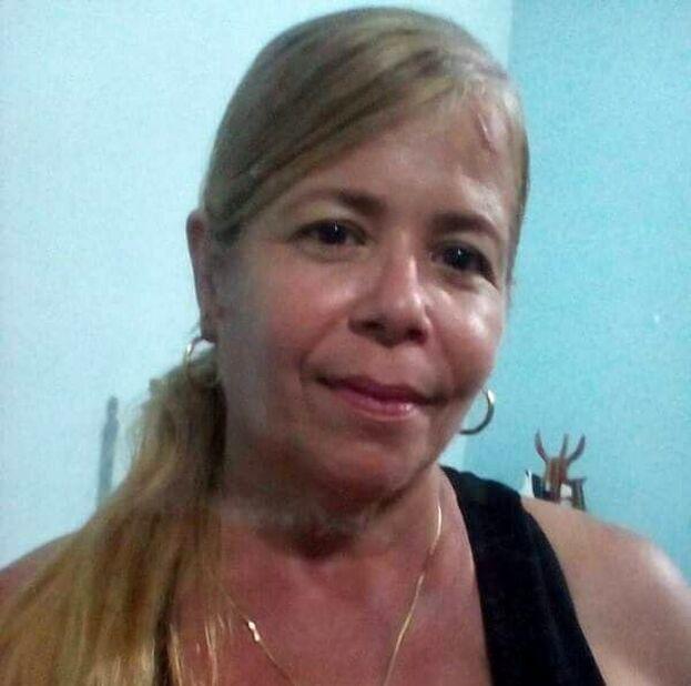 Lázara Herrera, de 53 años, fue presuntamente apuñalada y degollada por su esposo. (14ymedio)