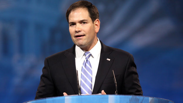Marco Rubio en Maryland en 2013. (Flickr)