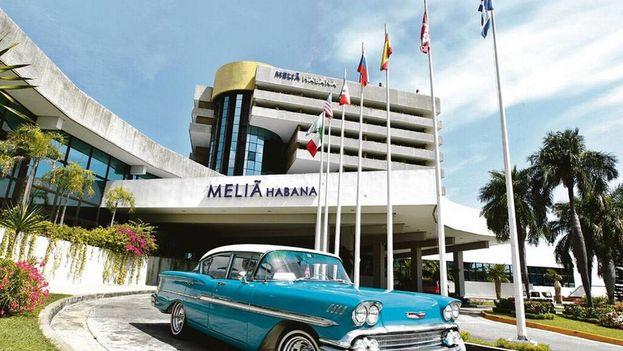 La compañía hotelera española Meliá Hotels International construirá nuevos hoteles en Cuba. (EFE)