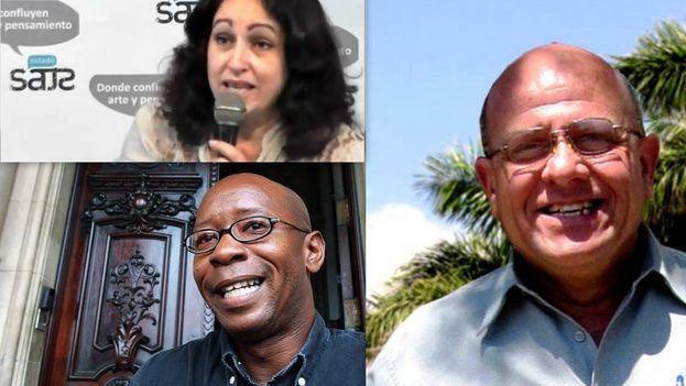 Miriam Celaya, Manuel Cuesta Morúa y Dagoberto Valdés nos cuentan sus reacciones sobre las nuevas regulaciones de Estados Unidos.