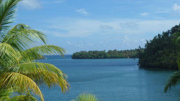 La bahía de Taco se ubica en el Parque Nacional Alejandro de Humboldt (PNAH), en la provincia de Guantánamo. (CC)
