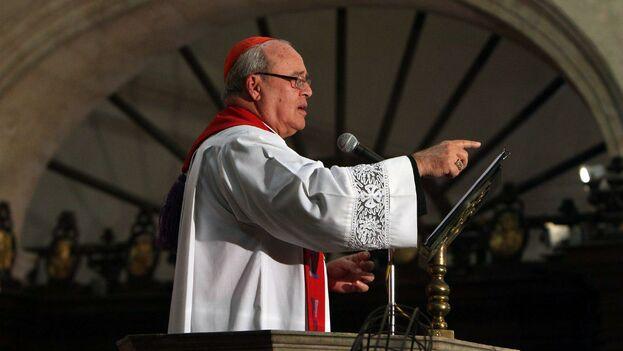 Murió el cardenal cubano Jaime Ortega y Alamino