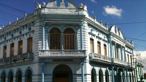El Palacio de Computación en Pinar del Río.