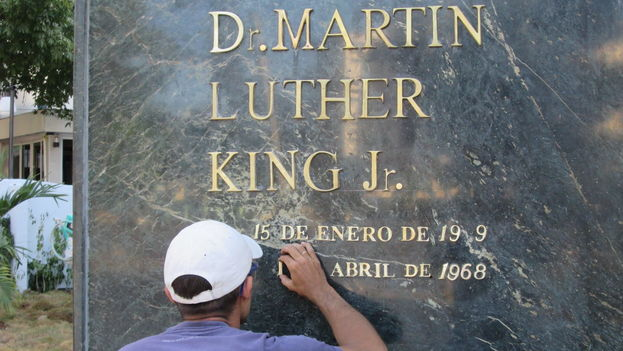 Parque Martin Luther King en La Habana