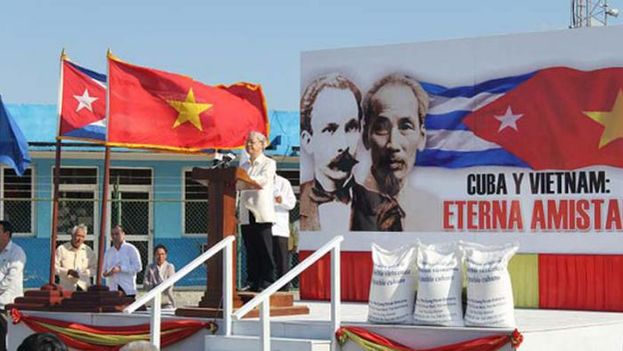 El líder del Partido Comunista de Vietnam, Nguyen Phu Trong. (Twitter)