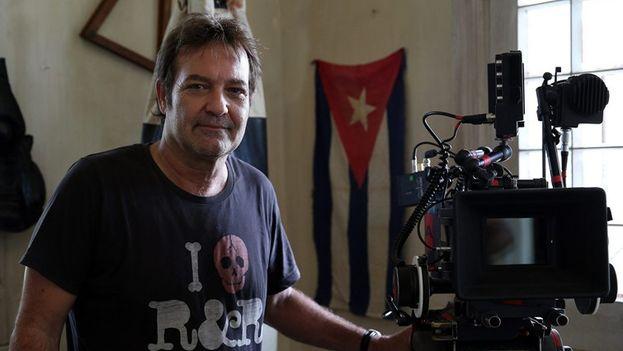 Jorge Perugorría, director del Festival Internacional de Cine de Gibara. (EFE)
