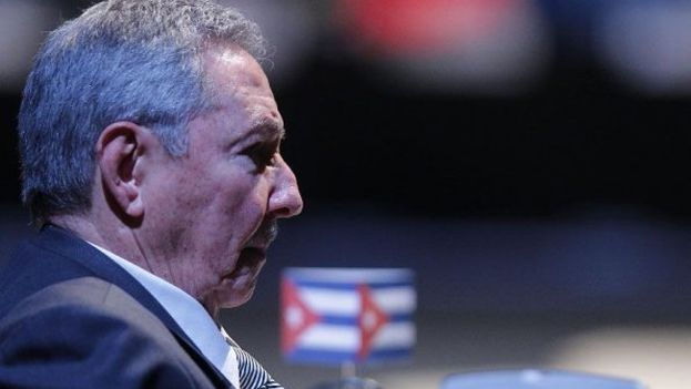 Raúl Castro, primer secretario del Partido Comunista de Cuba. (EFE)