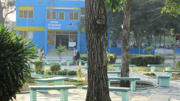 Recreational Technology Center of Santiago de Cuba (14ymedio).