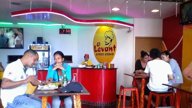 Restaurante El Levant (14ymedio)