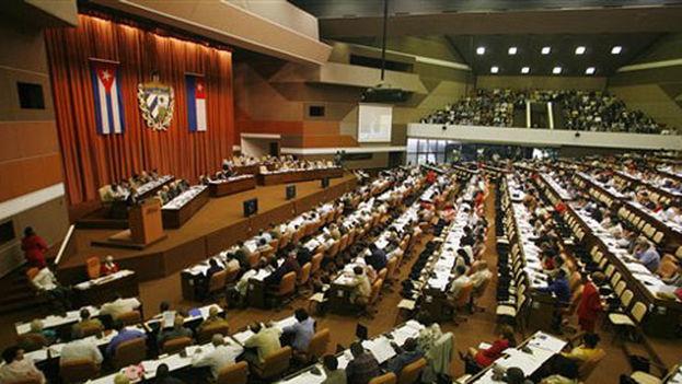 Reunión de la Asamblea Nacional (Neo Club Press)