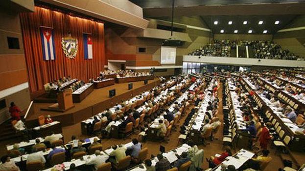 Reunión de la Asamblea Nacional de Cuba. (Neo Club Press/Archivo)