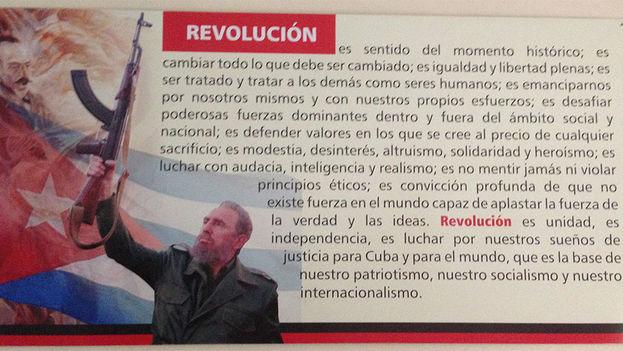 Revolución es... (14ymedio)