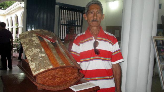 Omer Ricardo Pupo. (Fernando Donate Ochoa)