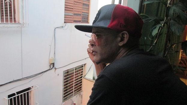 Rubén Cuesta Palomo, artista conocido como Candy Man. (14ymedio)