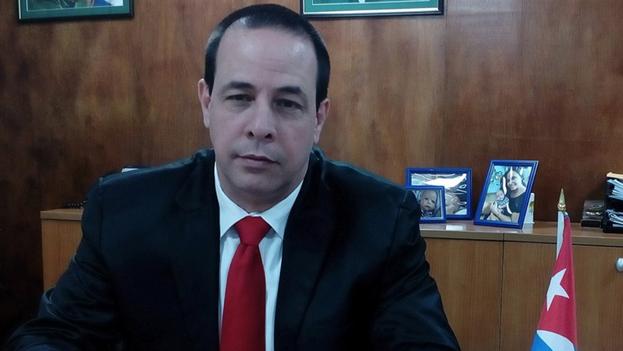 El ministro de Salud Pública cubano, José A. Portal, no recibió la visa para entrar a Estados Unidos. (Infomed)