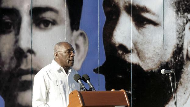 Salvador Antonio Valdés Mesa, propuesto como vicepresidente primero del Consejo de Estado. (Trabajadores)