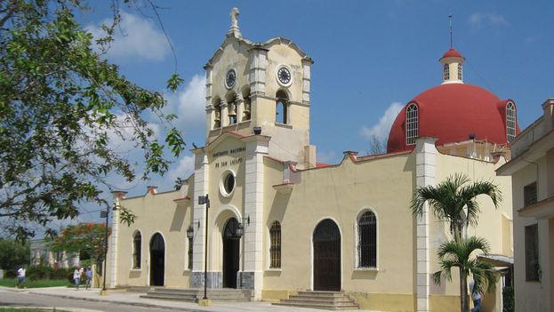 Santuario de El Rincón. (14ymedio)
