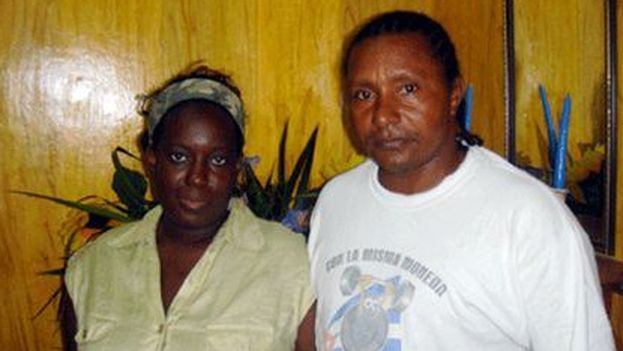 Sonia Garro y su esposo Ramón Alejandro Muñoz (Foto de archivo)