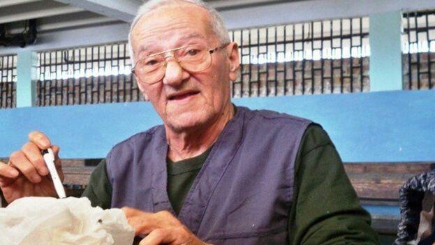 Sosa Fortuny pasó mas de 40 de sus 78 años en cárceles cubanas.