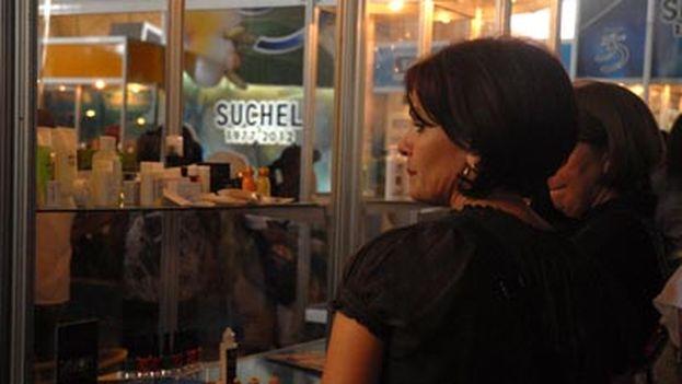 Suchel en la Feria Internacional de La Habana