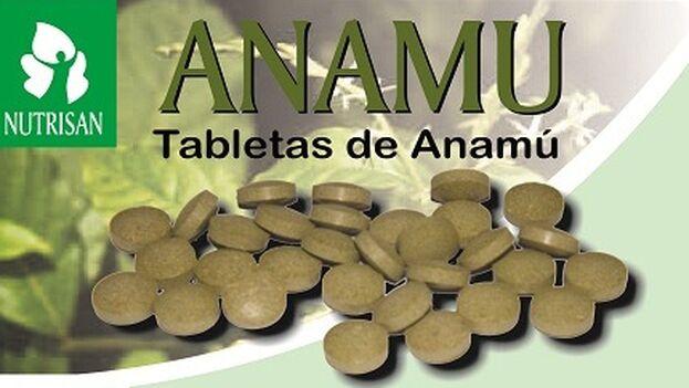 """Un texto con el título de """"Tabletas de anamú vs coronavirus"""" promueve en el periódico 'Sierra Maestra', el consumo de este producto contra la pandemia. (Captura)"""