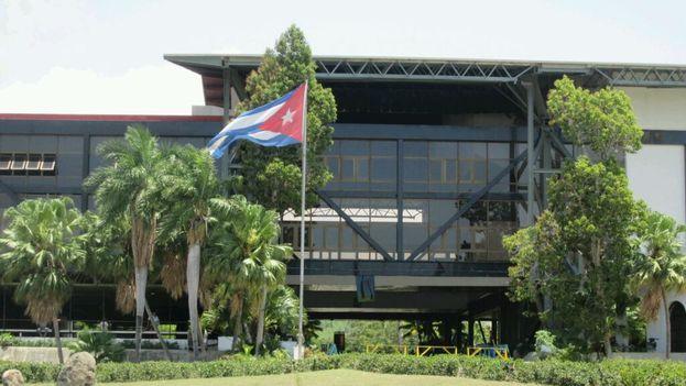Teatro Heredia de Santiago de Cuba. (Yosmani Mayeta)