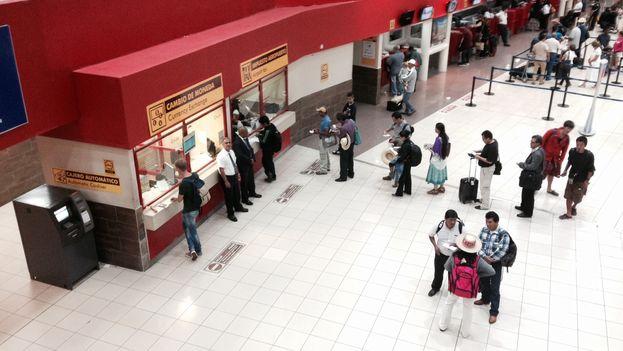 Terminal tres del Aeropuerto Internacional José Martí