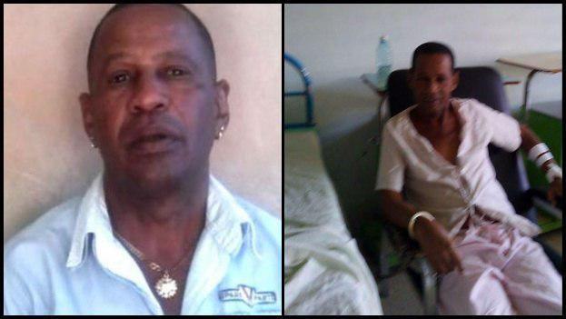 Tomás Núñez Magdariaga permanece en el hospital de Santiago de Cuba y apenas puede recibir visitas de familiares.