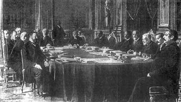 Tratado de París 1898 (CC)