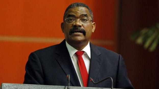 El presidente del Tribunal Supremo Popular de Cuba, Rubén Remigio Ferro. (EFE/Archivo)