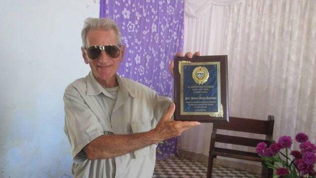 Desde su blog 'Alas de libertad' y a través de la red social Twitter, Blanco denunció numerosas violaciones a los derechos humanos en Cuba. (Instituto Patmos)