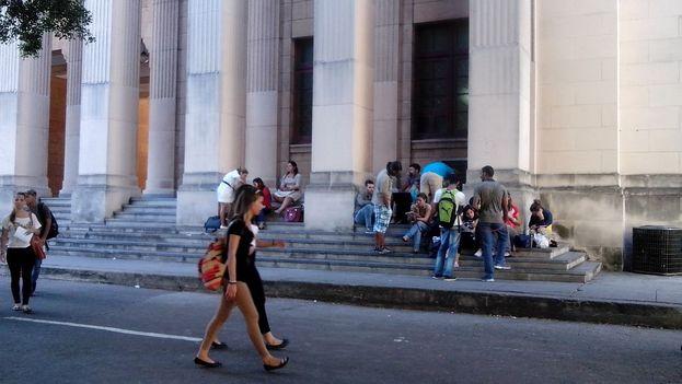 Universidad de La Habana (14ymedio)