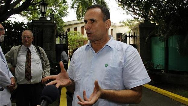 El líder de la Unpacu, José Daniel Ferrer, considera que el nuevo documento integra a toda la oposición. (EFE)