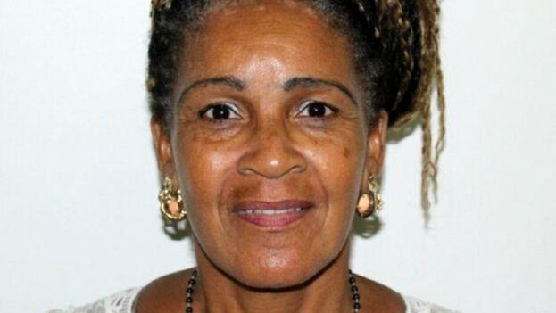 Xiomara de las Mercedes Cruz Miranda. (Berta Soler)