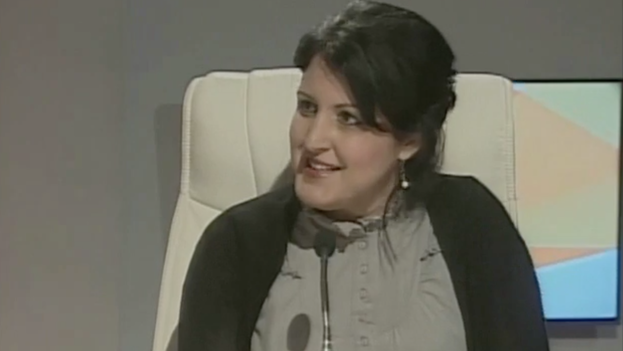 Yailin Orta Rivera, nueva directora del diario 'Juventud Rebelde'. (Youtube/captura de pantalla)