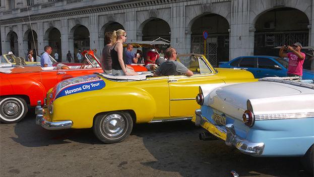'Yumas' en La Habana. (14ymedio)