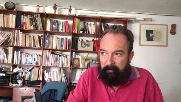 El abogado cubano Eduardo Matías. (14ymedio)