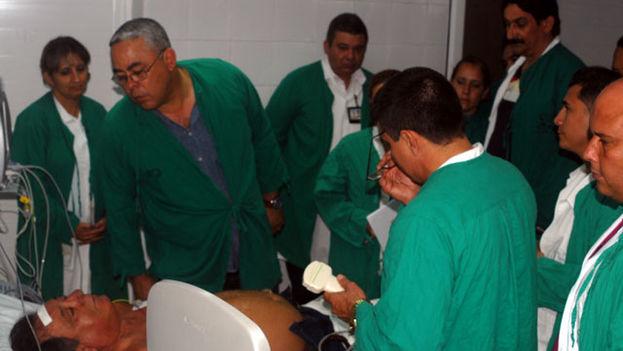 El accidente ocurrió entre el municipio de San Germán y la ciudad de Holguín. (ahora.cu)