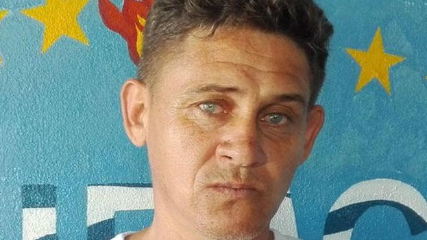 El activista Jorge Cervantes, quien fue detenido el pasado 23 de mayo, se mantiene en huelga de hambre desde entonces. (unpacu.org)