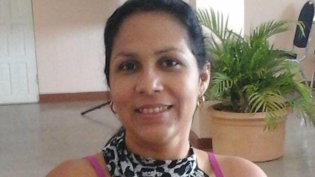 La activista de Unpacu Yusmila Reyna. (Facebook)