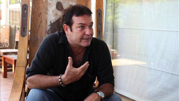 El actor cubano Jorge Perugorría. (EFE)
