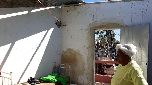 El conteo de la casas afectadas se ha elevado de 1.238 en un inicio más de 1.900 hogares dañados tras el paso del tornado la noche del pasado domingo. (14ymedio)
