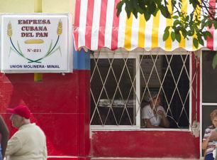 Un establecimiento de la empresa cubana del pan. (14ymedio)